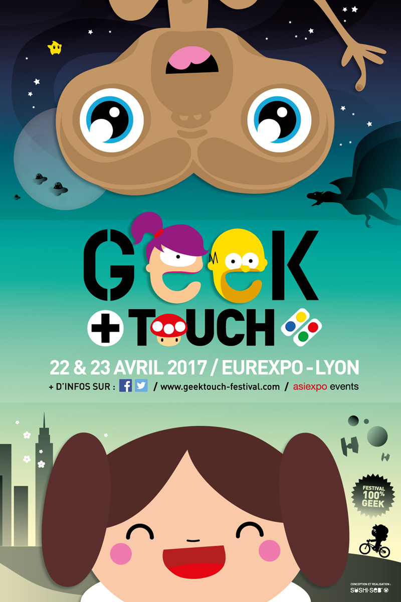 JAPAN TOUCH HARU ET GEEK TOUCH