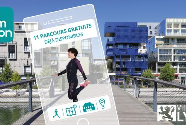 Enform@Lyon, « l'application qui connecte la ville à vos baskets »