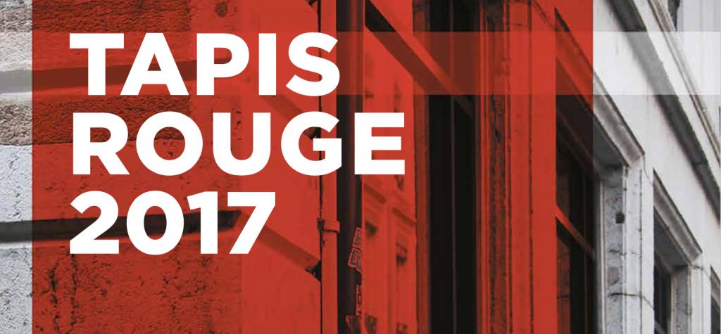 Soiree Tapis Rouge La Rue Auguste Comte Celebre L Art De Vivre