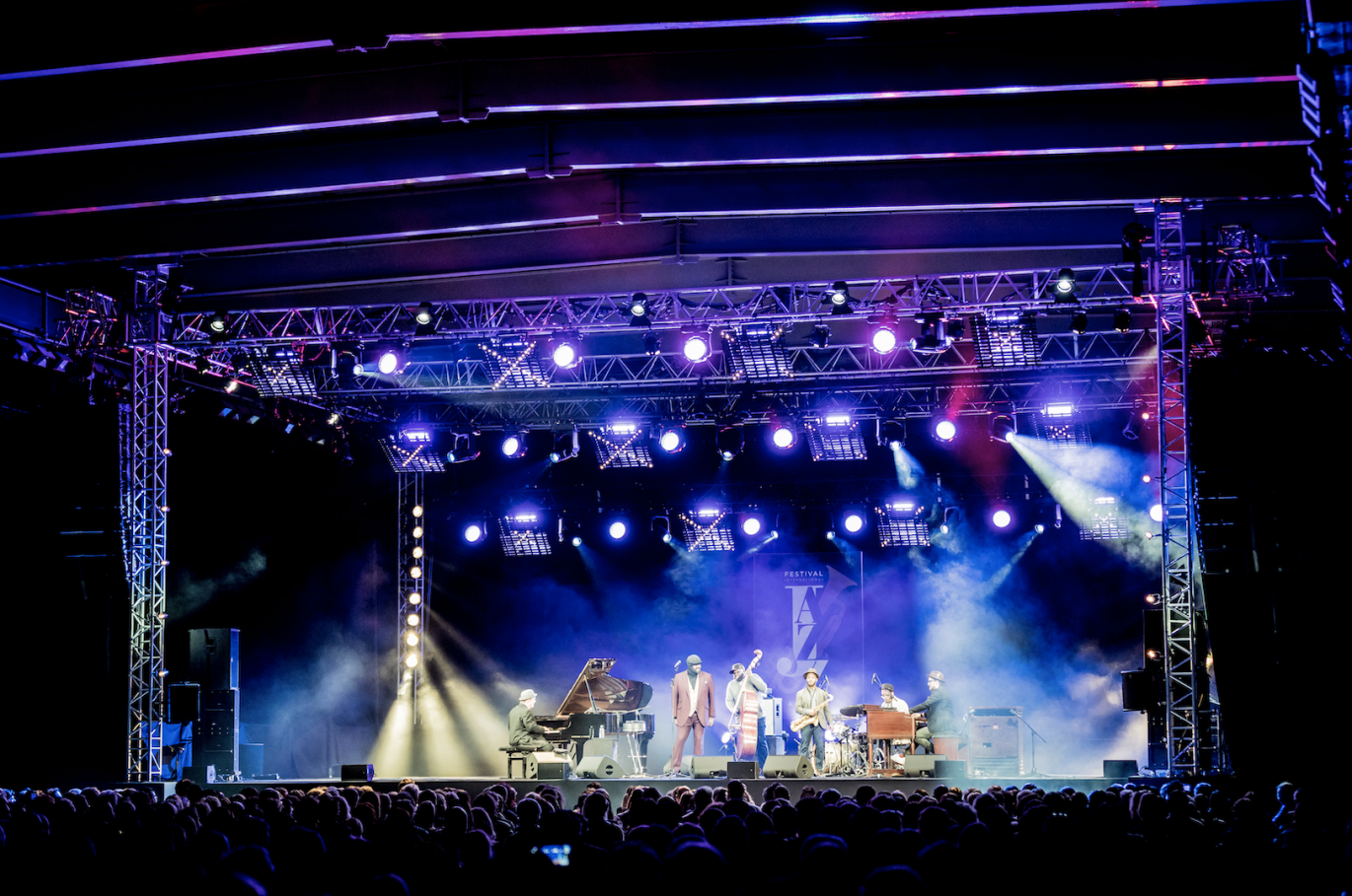 Festival international JAZZ à MEGÈVE